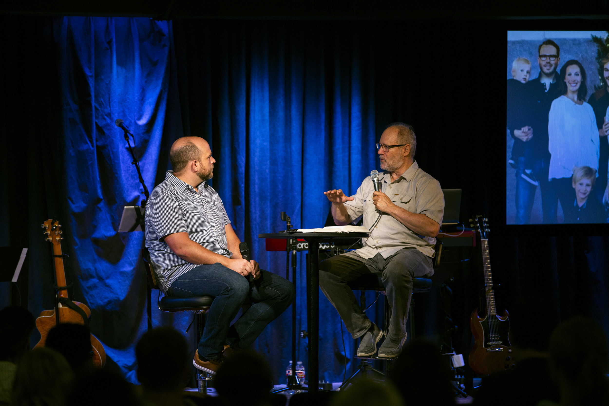 Michael Sullivant - We interviewed Michael Sullivant about growing in the prophetic.