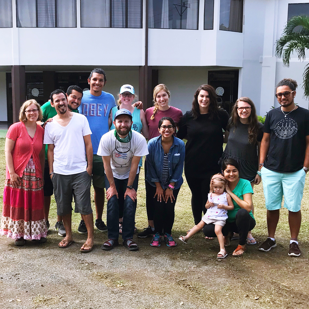 Costa Rica - Students from our School of Transformation went to Liberia, Costa Rica to work alongside YWAM in their gospel and bible distribution projects.