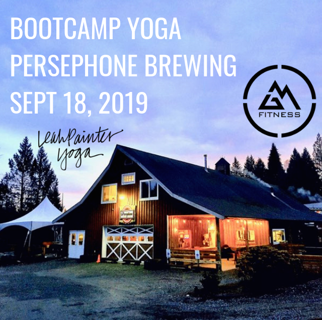 Persephone Brewing - 1053 Stewart Rd, Gibsons, BCSeptember 18, 20197:00 pm$25Ticket includes a beverage!Bring a yoga mat and a water bottle.Sign up here!orSign up for all 6 events and save $20!