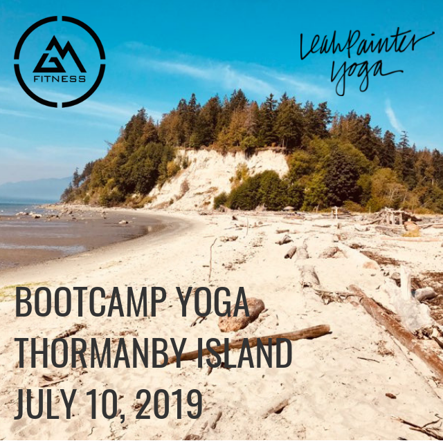 Thormanby Island - Meet at Buccaneer Marina: 5535 Sans Souci Rd, Halfmoon Bay, BCJuly 10, 20197:30 pm$45Ticket includes water taxi to and from the island. Please select 6:30pm ferry or 7:00pm ferry or own transportation ($20 cost instead) when registering. Must be at ferry 15 minutes prior to departure. You may take the 9:30pm ferry transport back or camp overnight with 7:30am transport back. If you choose to camp overnight you are responsible for bringing all the food and equipment you need.Bring yoga mat if you have one, drinks or snacks, and swimwear.Sign up here!orSign up for all 6 events and save $20!