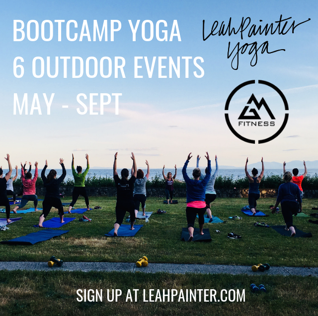 Bootcamp Yoga Summer Series