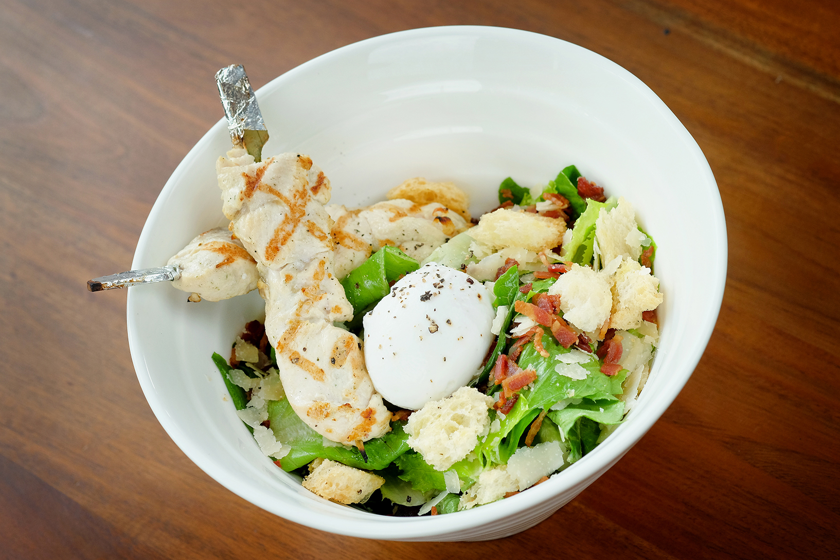 Caesar Salad with Chargrilled Chicken