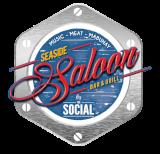 The Seaside Saloon Bar & Grill Logo