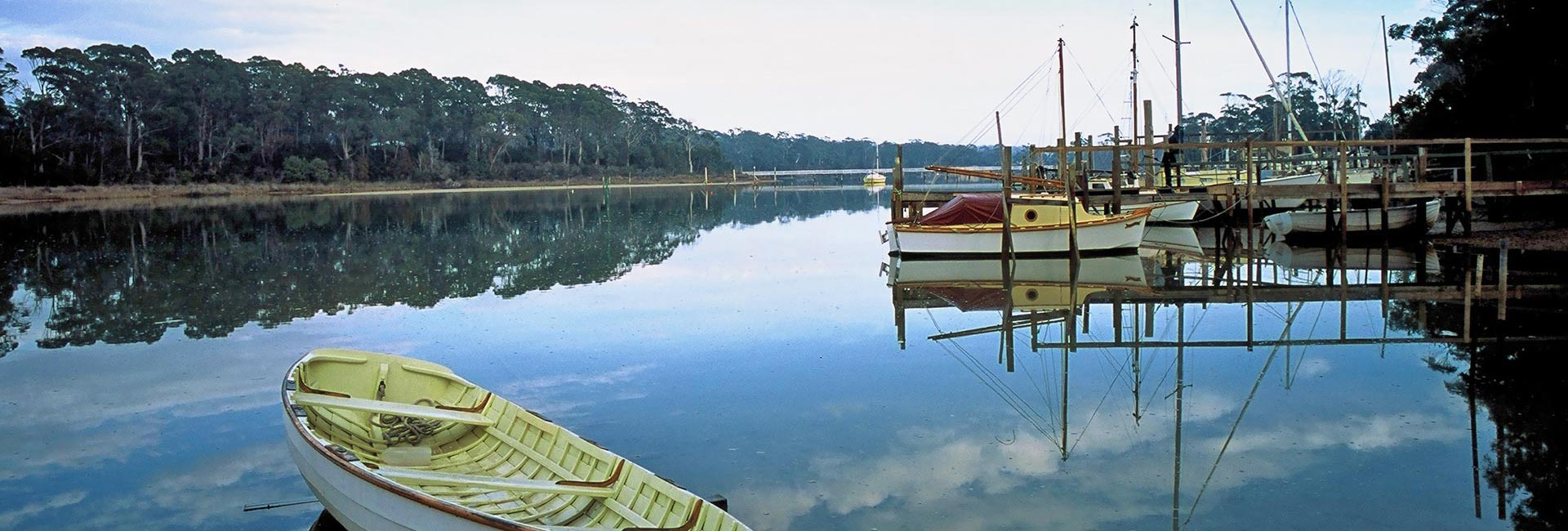 Our Location   PORT SORELL IS LOCATED ON THE RUBICON ESTUARY