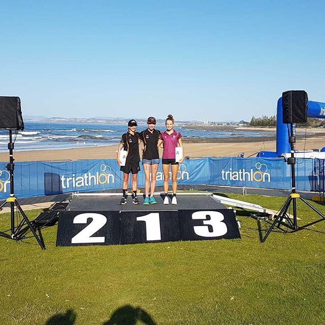 WA youth clean up at Triathlon Nationals in Devonport- proud guests of Sails on Port Sorell Apartments