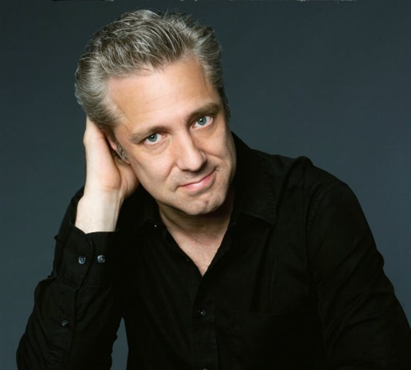 Comedian Nick Griffin