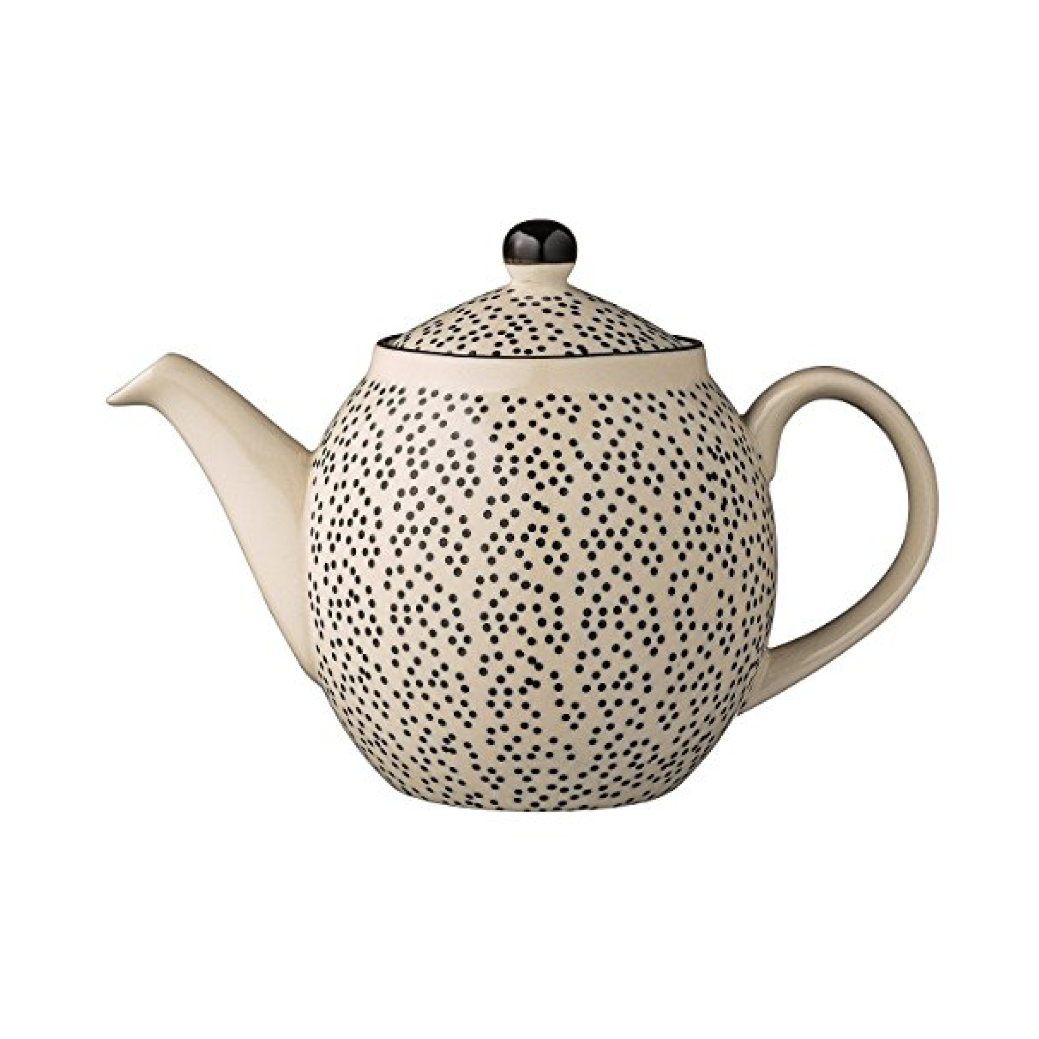 Bloomingville Julie Ceramic Teapot $25.95   Wants 1 Has 1 Needs 0