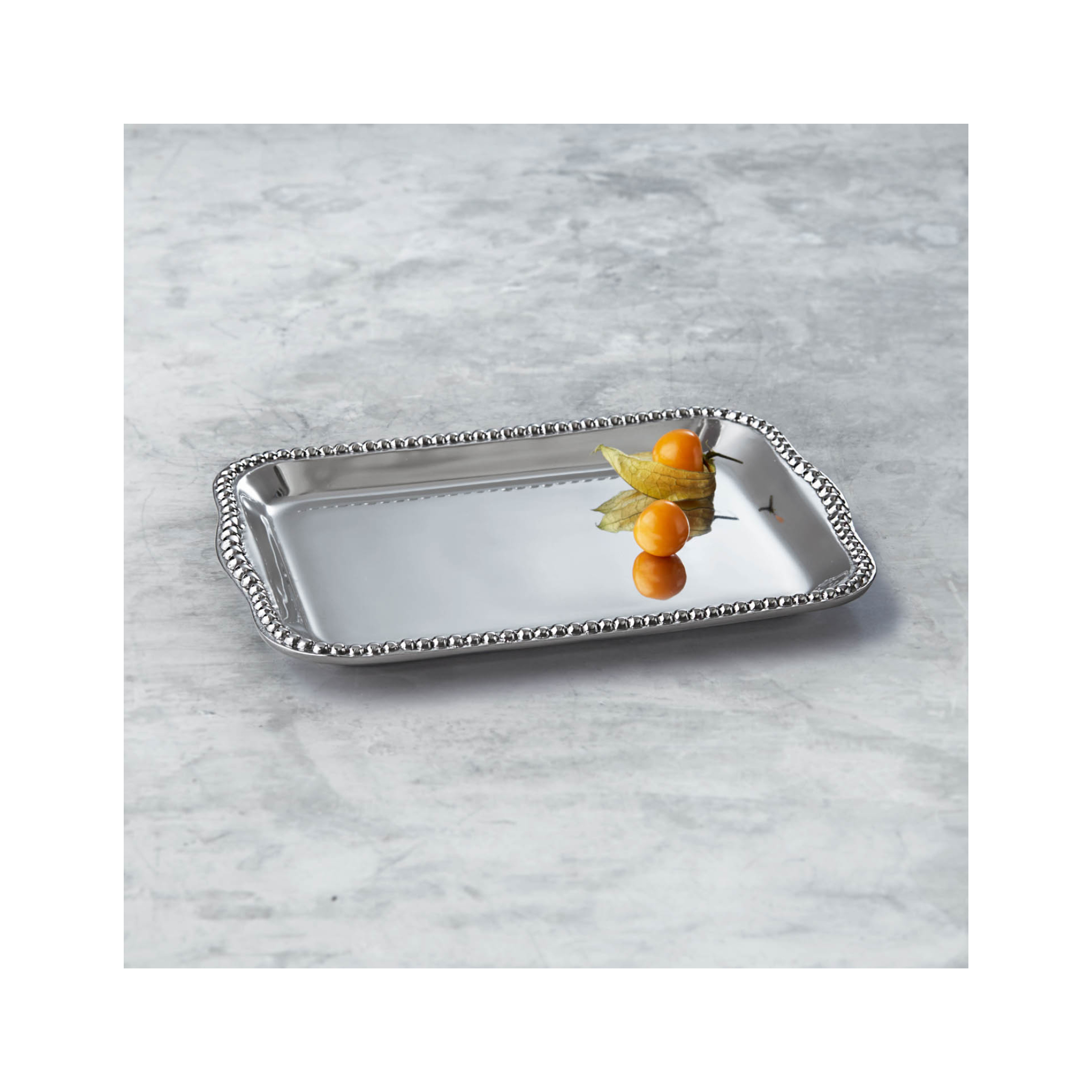 Beatriz Ball Collection Pearl Petit Tray $55.95   Wants 1 Has 0 Needs 1