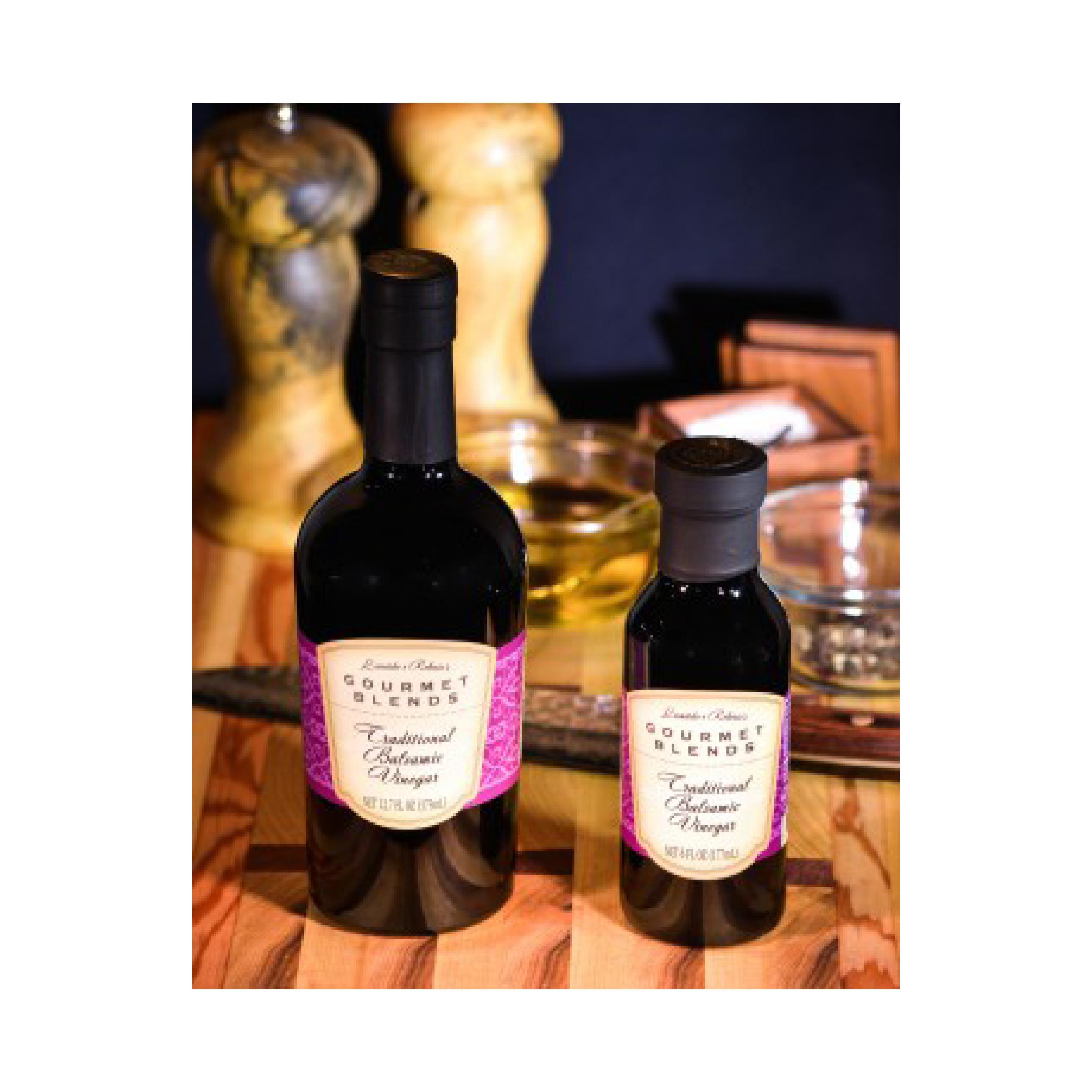 Gourmet Blends Traditional Balsamic Vinegar $36.00   Wants 1 Has 1 Needs 0