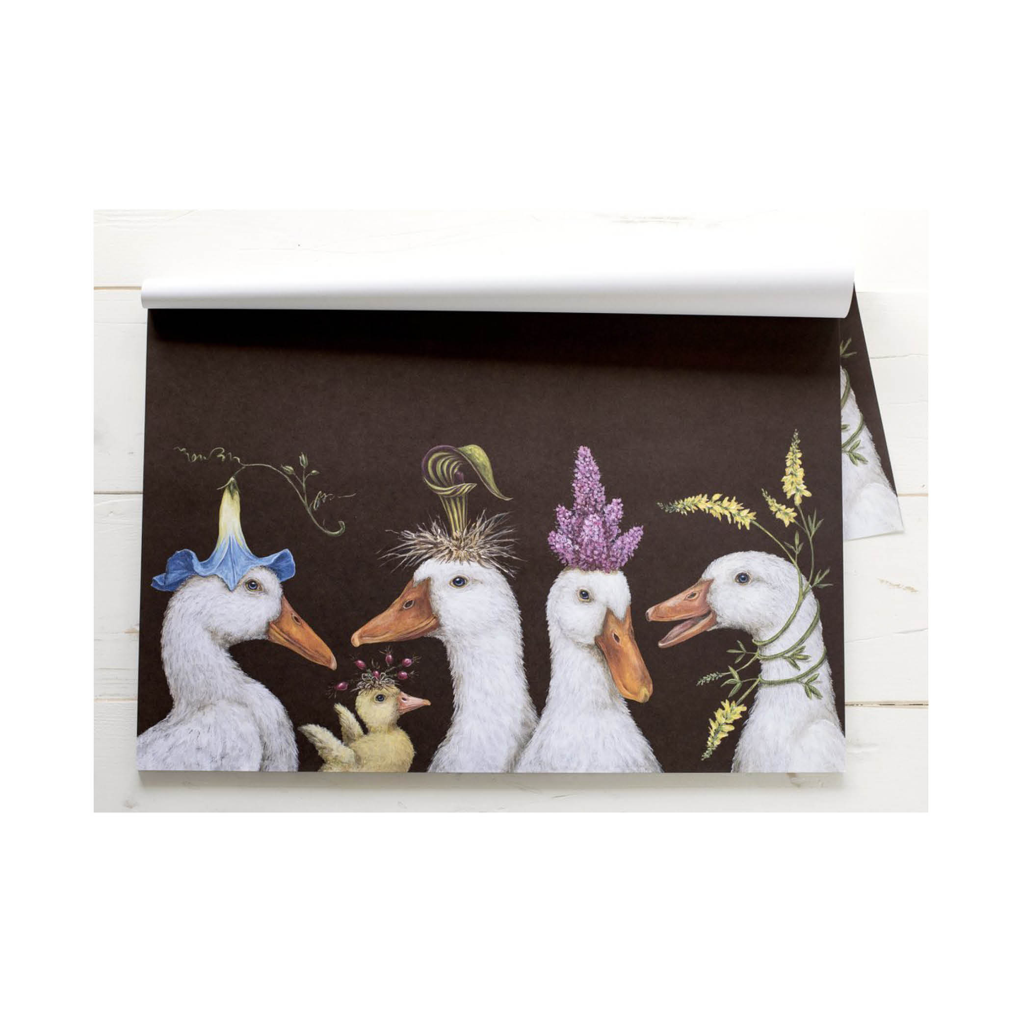 Kitchen Papers, Ducks $27.95   Wants 1 Has 0 Needs 1
