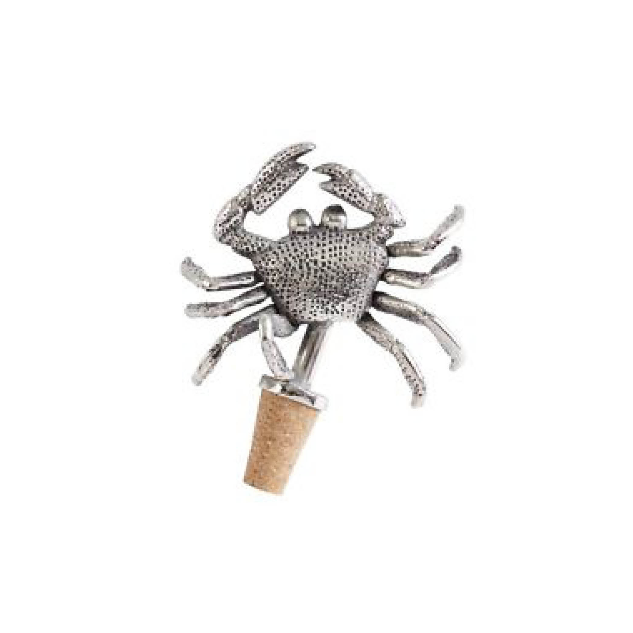 Crab Bottle Topper $15.95   Wants 1 Has 0 Needs 1