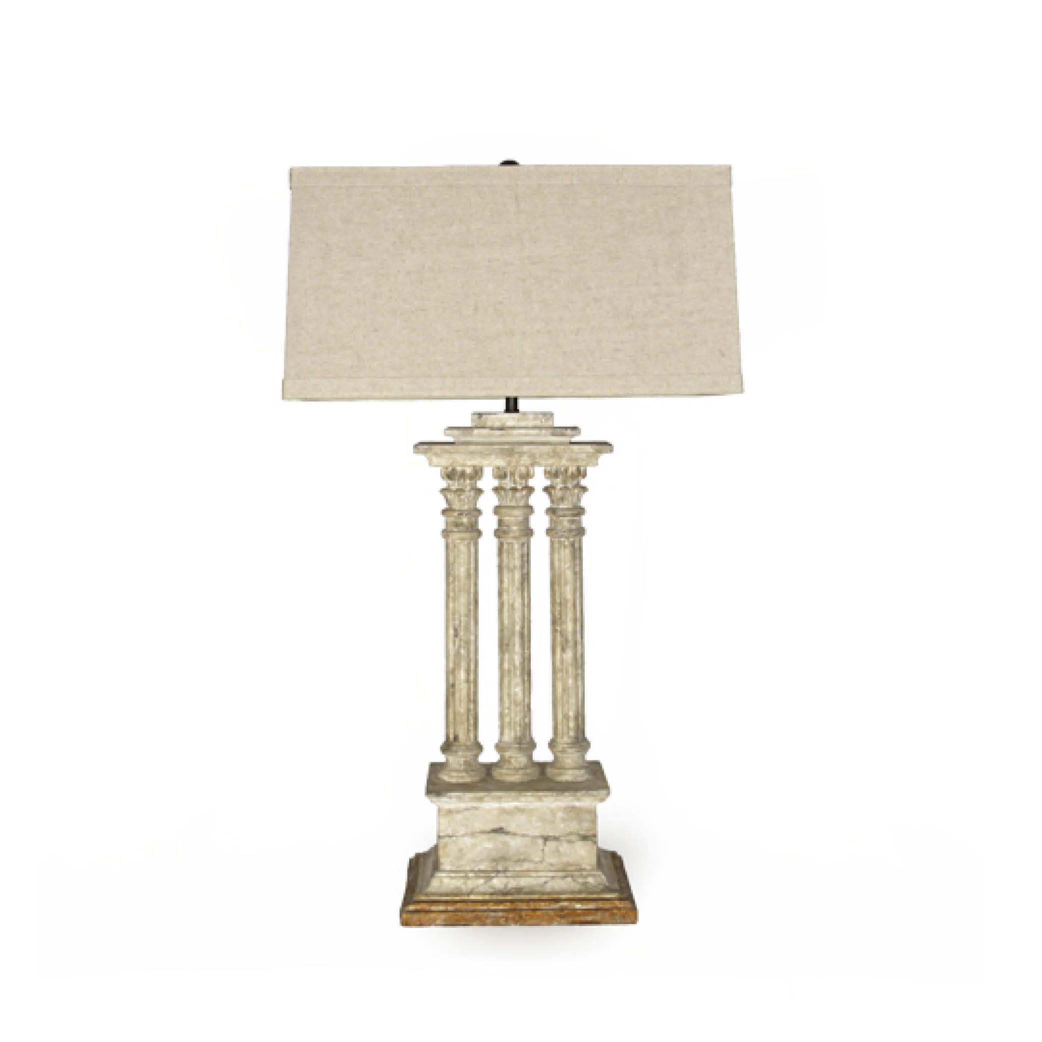 Tri Column Lamp  $512.00   Wants 1 Has 0 Needs 1