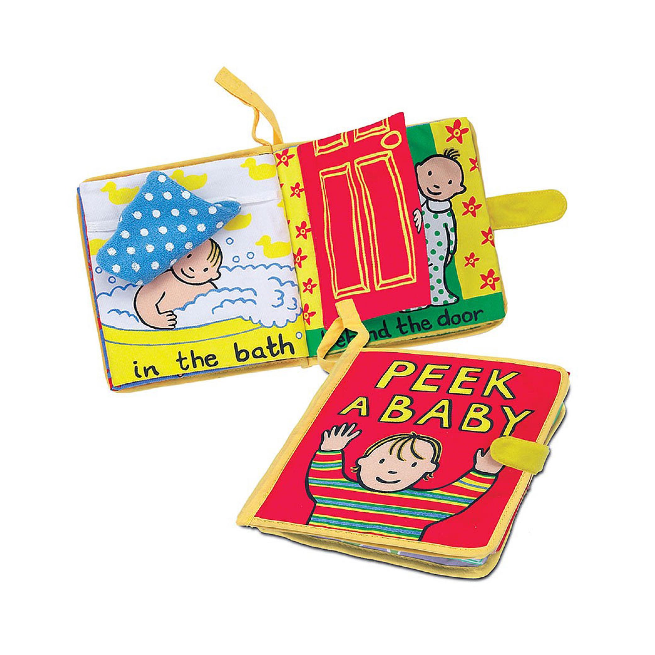 Peek a Baby Soft Book $13.75   Wants 1 Has 0 Needs 1