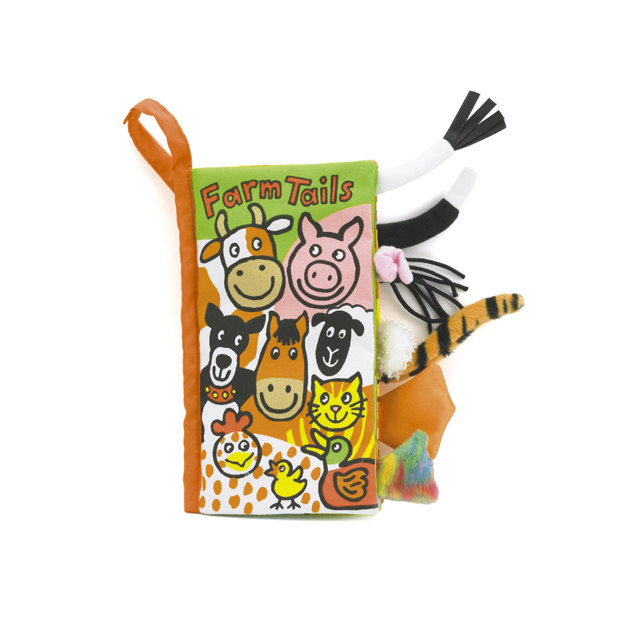 Farm Tails Soft Book $15.75   Wants 1 Has 0 Needs 1