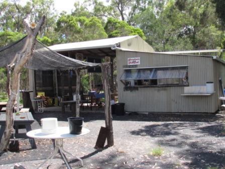 Camp Kitchen with solar lighting.JPG