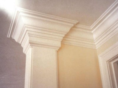 Interior Trim Compound Molding