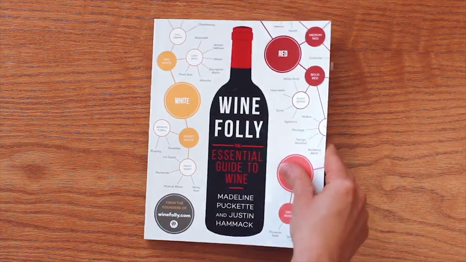 Red or white? Cabernet or merlot? Light or bold? What to pair with food? Drinking great wine isn't hard, but finding great wine does require a deeper understanding of the fundamentals.   Wine Folly: The Essential Guide to Wine will help you make sense of it all in a unique infographic wine book. Designed by the creators of WineFolly.com, which has won Wine Blogger of the Year from the International Wine & Spirits Competition, this book combines sleek, modern information design with data visualization and gives readers pragmatic answers to all their wine questions, including:     •  Detailed taste profiles of popular and under-the-radar wines.    •  A guide to pairing food and wine.    •  A wine-region section with detailed maps.    •  Practical tips and tricks for serving wine.    •  Methods for tasting wine and identifying flavors.  Packed with information and encouragement, Wine Folly: The Essential Guide to Wine will empower your decision-making with practical knowledge and give you confidence at the table.     Use the link below to purchase to help support our site!