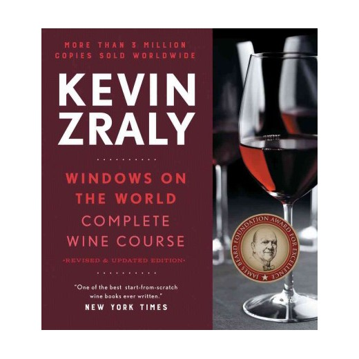 """When it comes to beginners' wine guides, Windows on the World Complete Wine Course is one of the perennial best."" —Wall Street Journal     Use the link below to purchase to help support our site!"