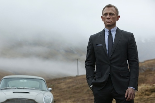 Daniel Craig is back as James Bond 007 in Skyfall, the 23rd adventure in the longest-running film franchise of all time. In Skyfall, Bond's loyalty to M is tested as her past comes back to haunt her. As MI6 comes under attack, 007 must track down and destroy the threat, no matter how personal the cost.     Use the link below to purchase to help support our site!