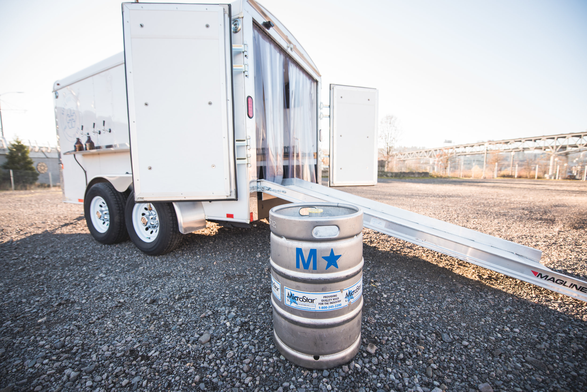Our Trailers & Equipment - Available for Lease or Rent