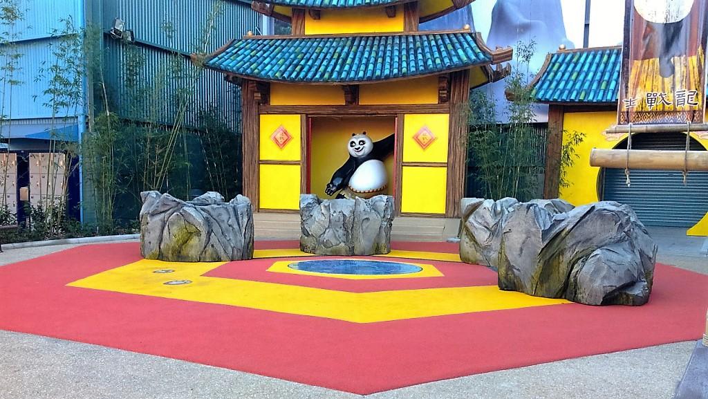 Dreamworld Panda Parade