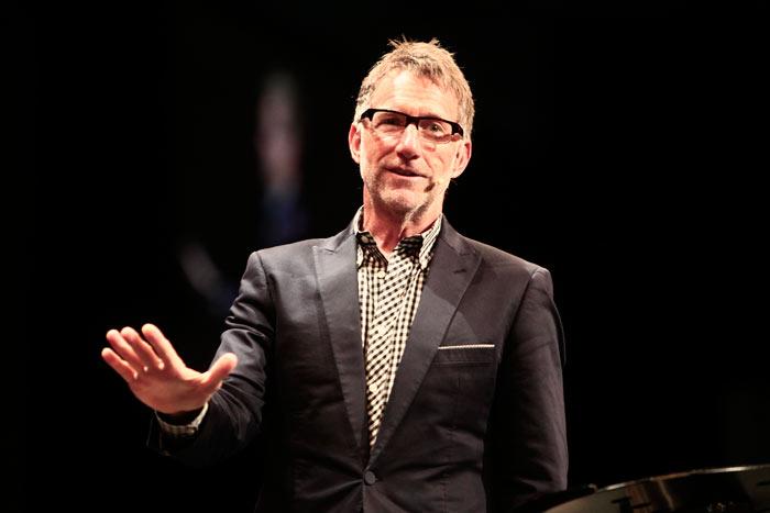Pastor Phil Pringle