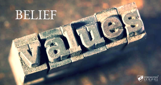 StrengthsFinder Singapore Leadership Application Belief