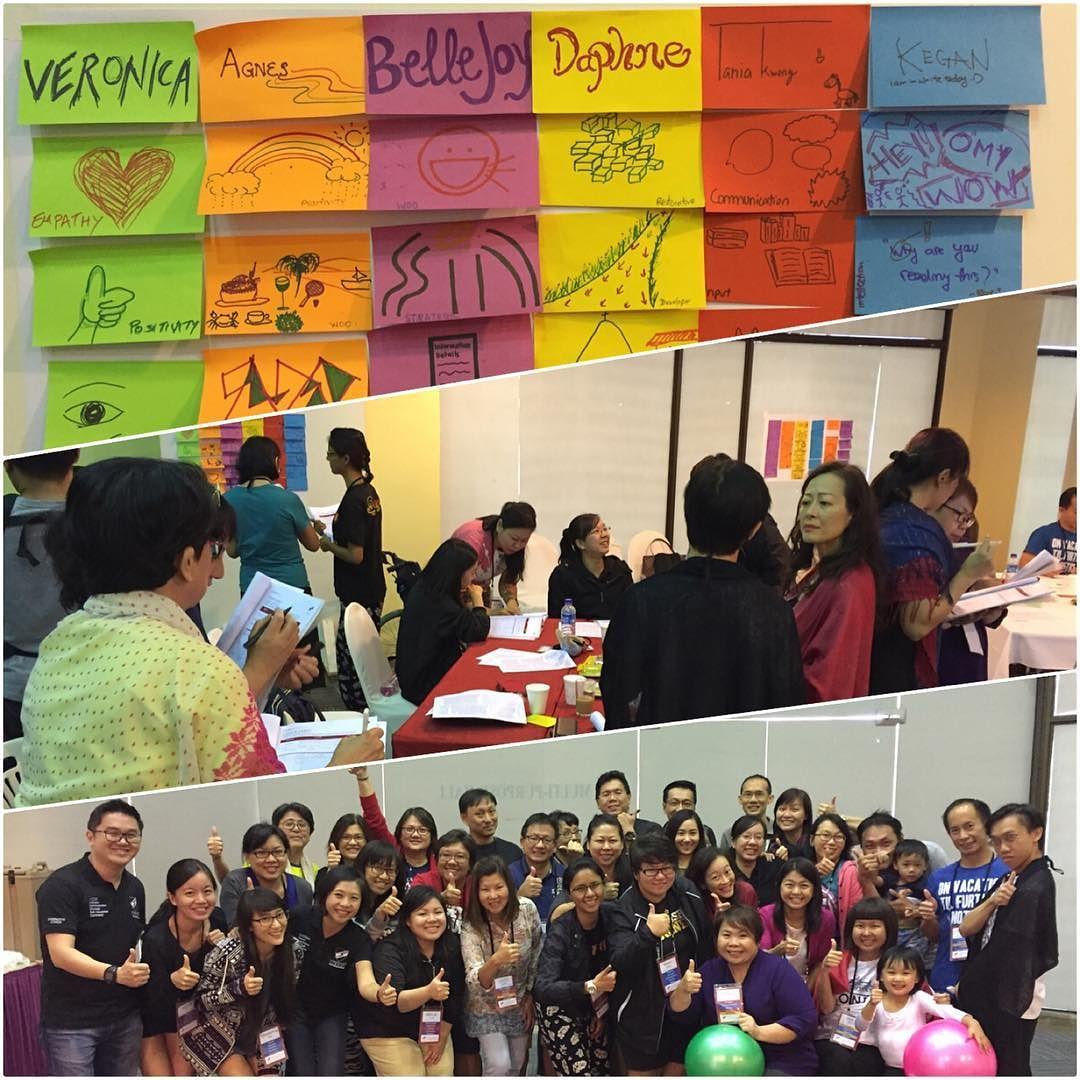 Singapore StrengthsFinder Workshop Leadership Church Victor Seet Coaching