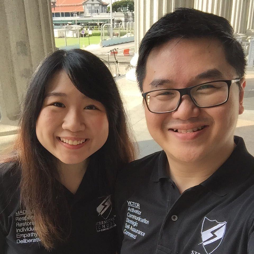 Singapore StrengthsFinder Gallup Certified Coach Madelia Thia Victor Seet School Leadership