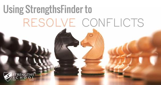 Using StrengthsFinder to Resolve Conflict Singapore Victor Seet