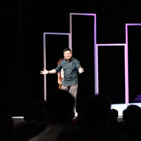 Singapore StrengthsFinder Keynote Speaker Conference Victor Seet