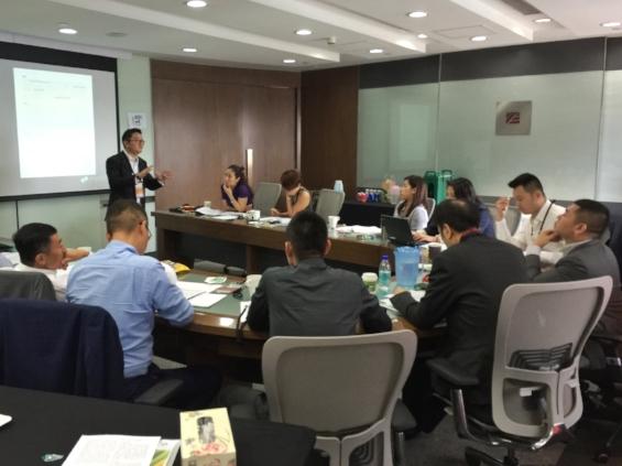 Singapore StrengthsFinder Leadership Workshop Remy Martin Shanghai Victor Seet