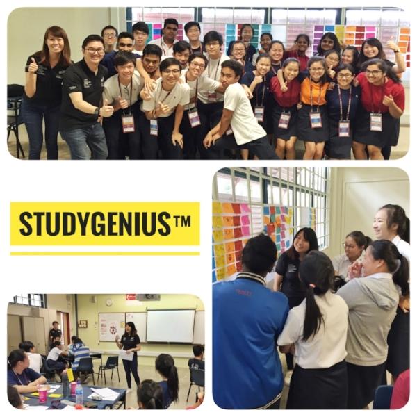 StrengthsFinder Singapore Study Genius Student Development Skills Program Victor Seet