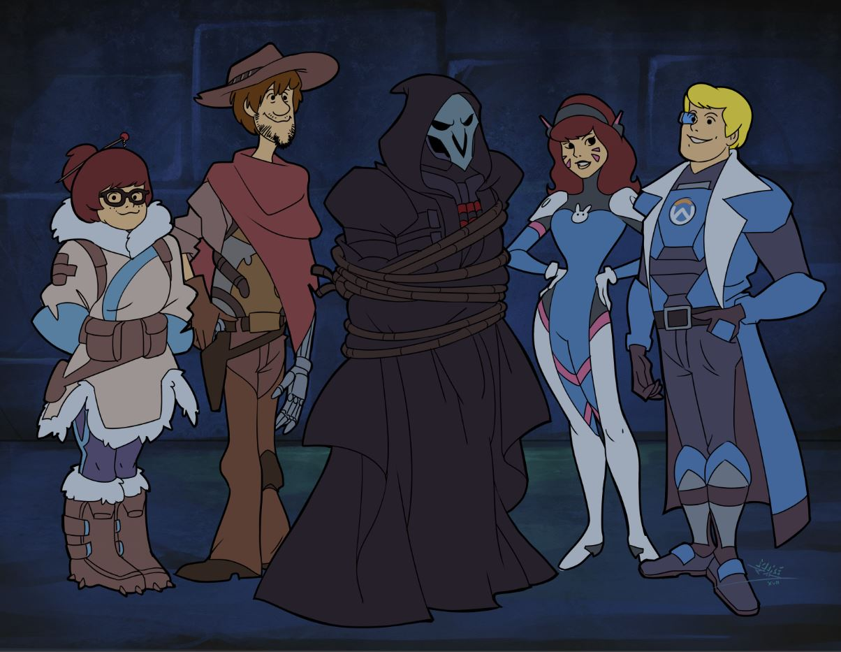 I would have gotten away with it too.