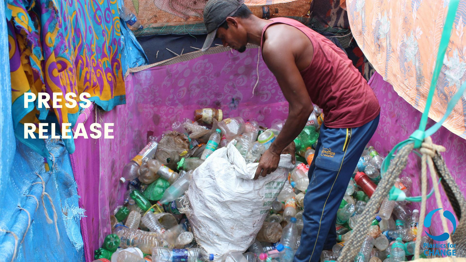 Press Release Plastics For Change