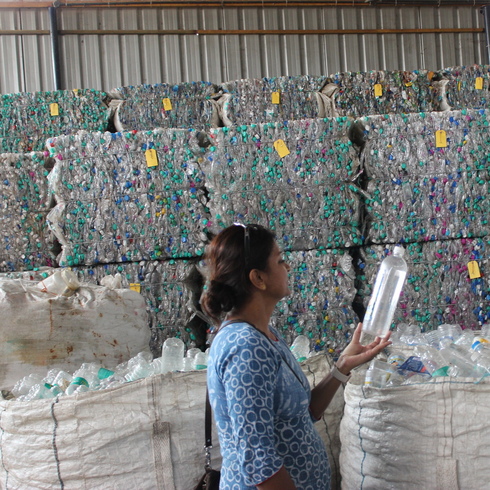 Plastics+For+Change+Recycling+Centre