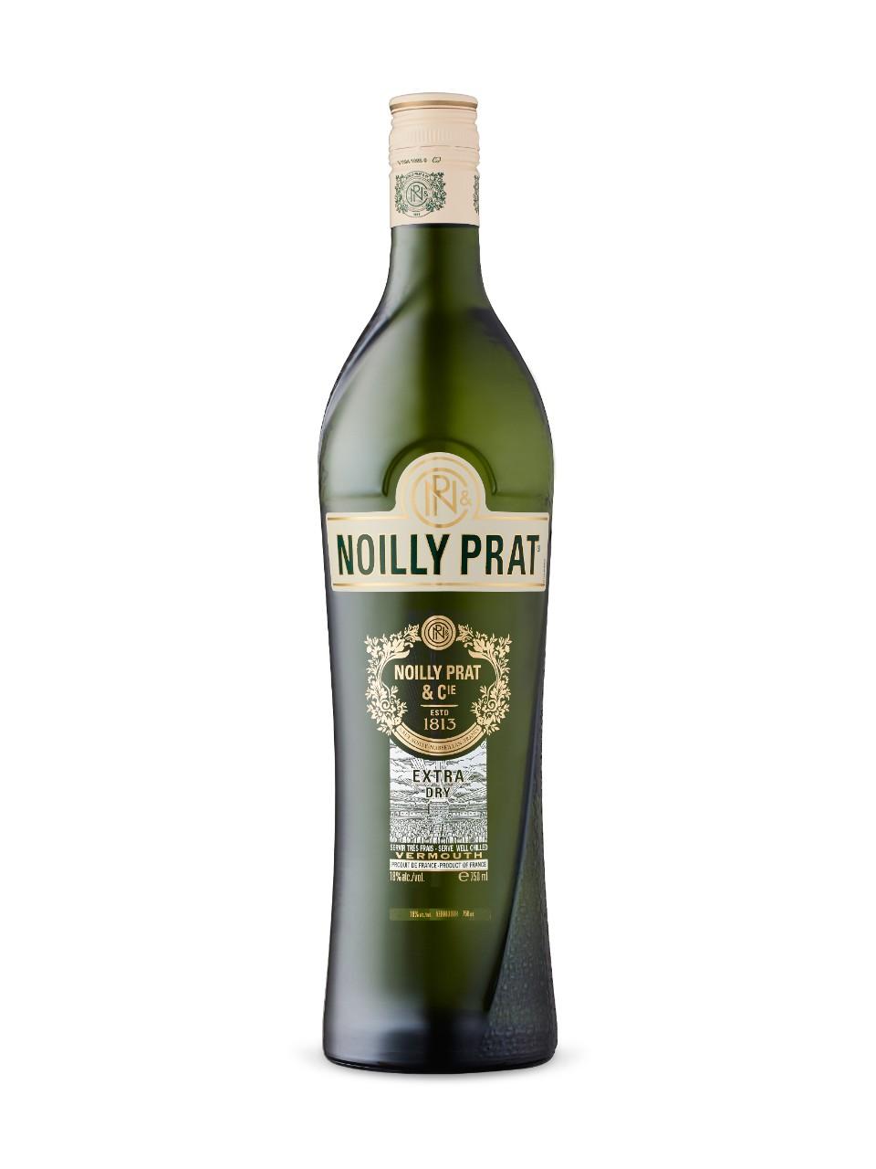 Noilly Prat: the go-to white.