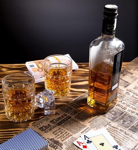 Drink bourbon and WIN, goddamn it!