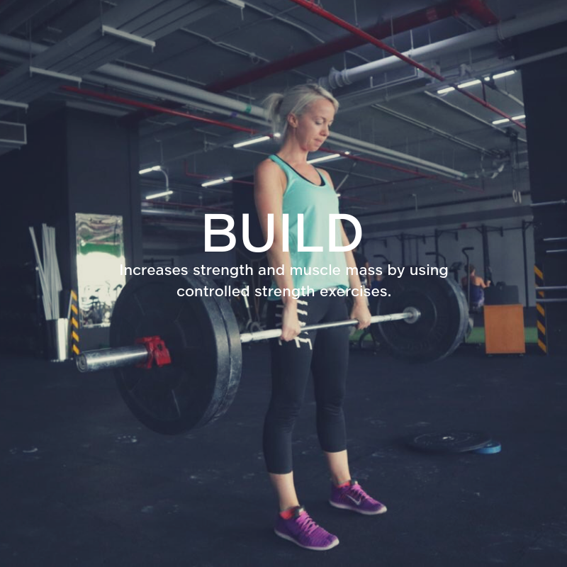 Pure strength program