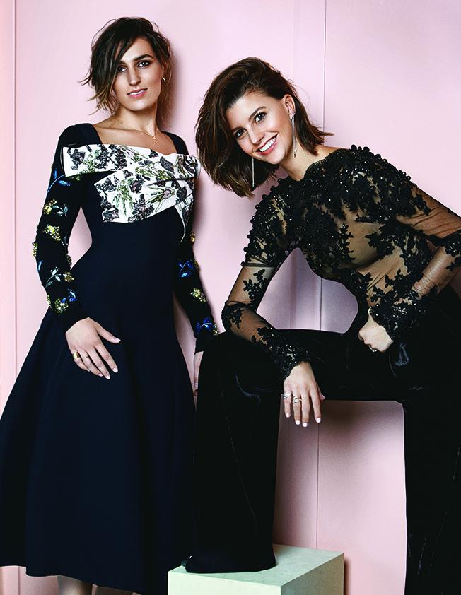 Lola Peralta y Eugenia Osborne de Lo'ne Jewelry
