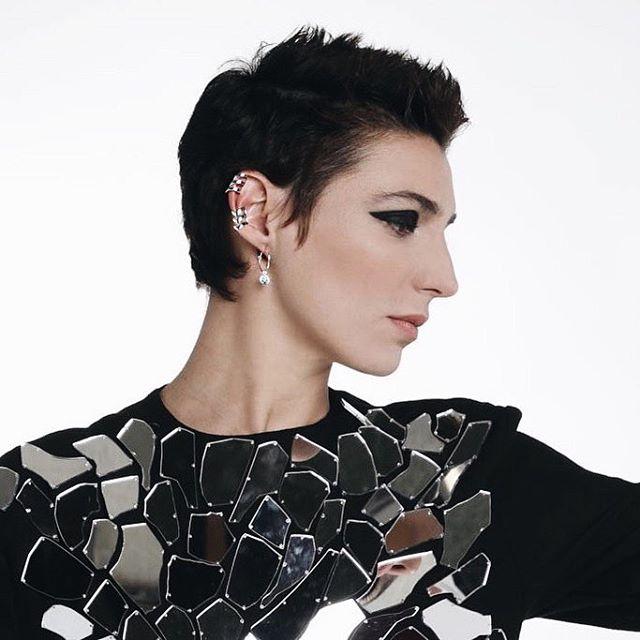 Earrings all the way!!! 💙😉 . . #lonejewelry #lonegirl #mylone