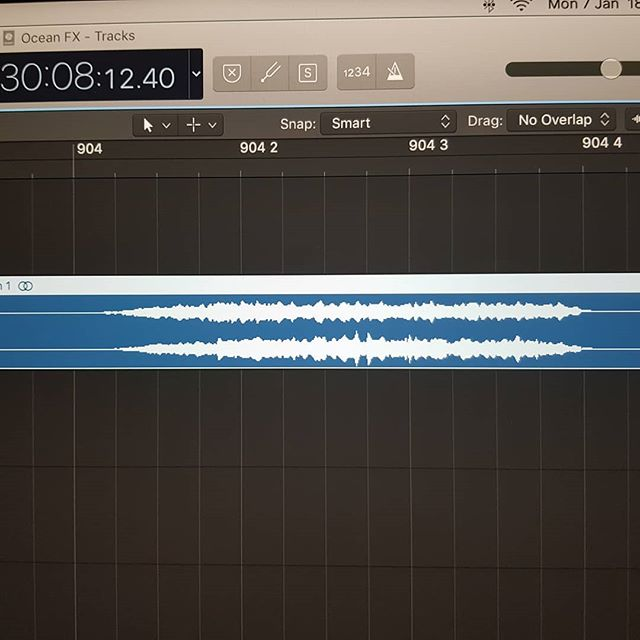 Back into editing after taking December off, so very, very happy with how this creatures scream turned out! Its just a door opening and me shredding my vocal cords but damn, the results freaked me out!  #foly #soundfx #vocalPerformance #vocals #worthit #horror #podcast