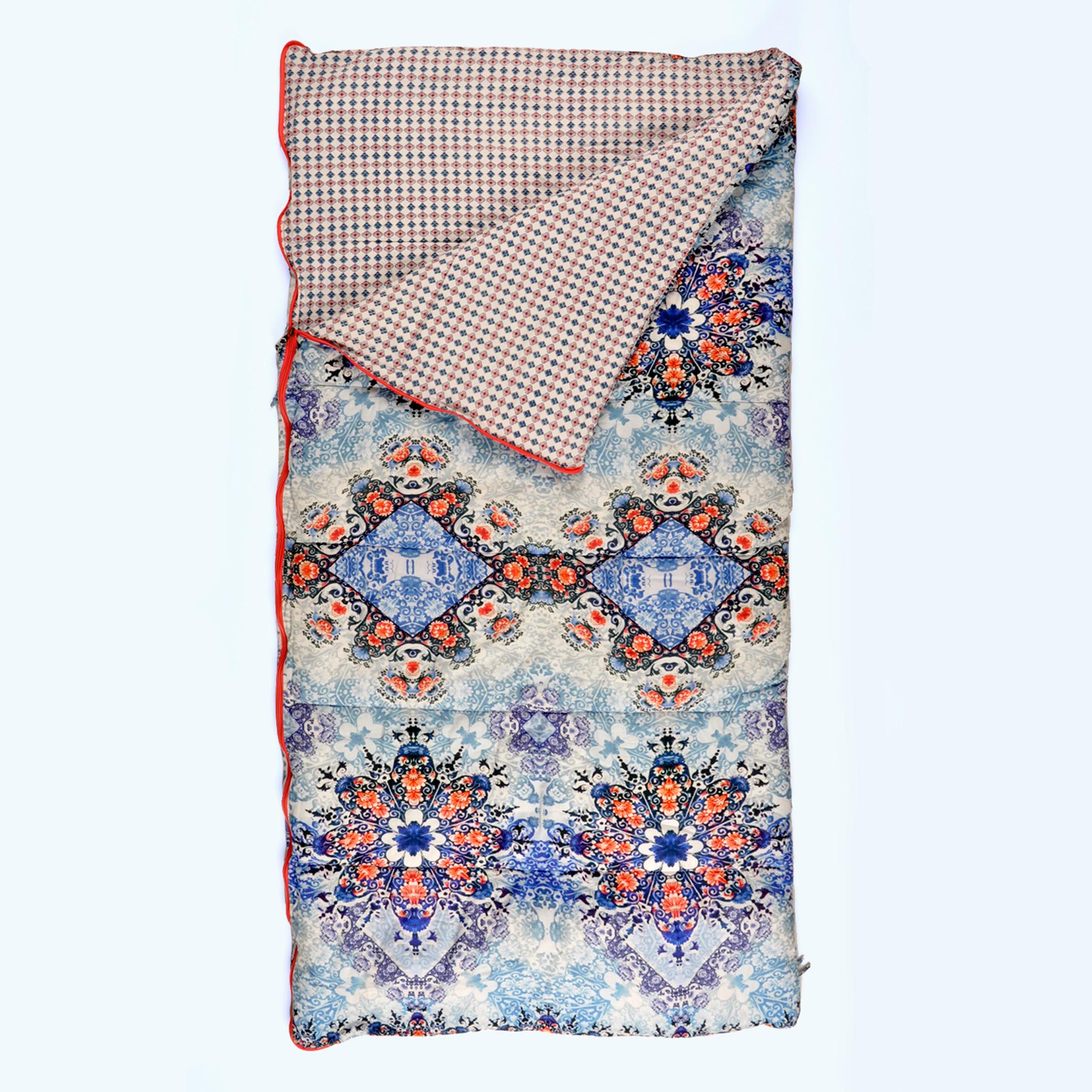 Geo Dreaming Sleeping Beauties single and longer length sleeping bags
