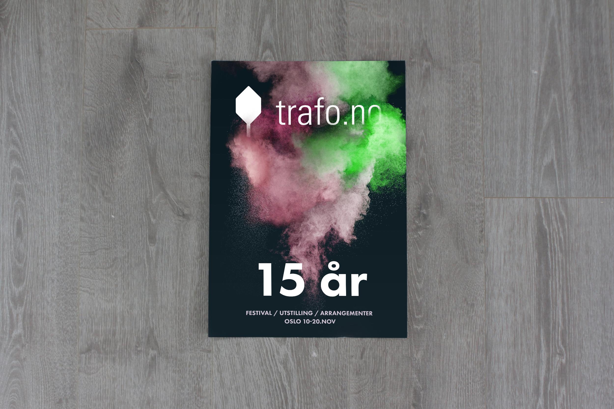 Trafo Festival  poster - 2016
