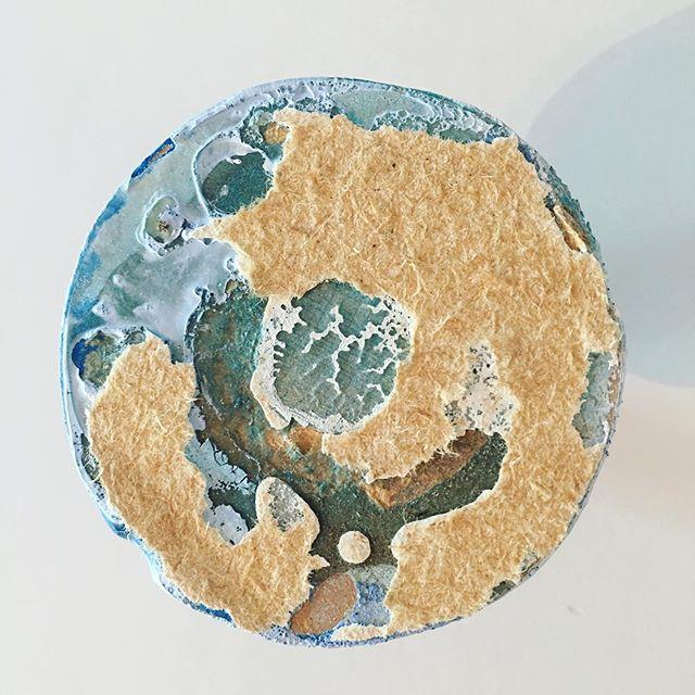 #circle #abstractart #painting #art #geometry #patina #organic
