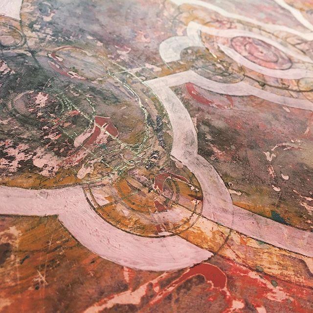 #geometric #art #mandala #cropcircle #organic #patina