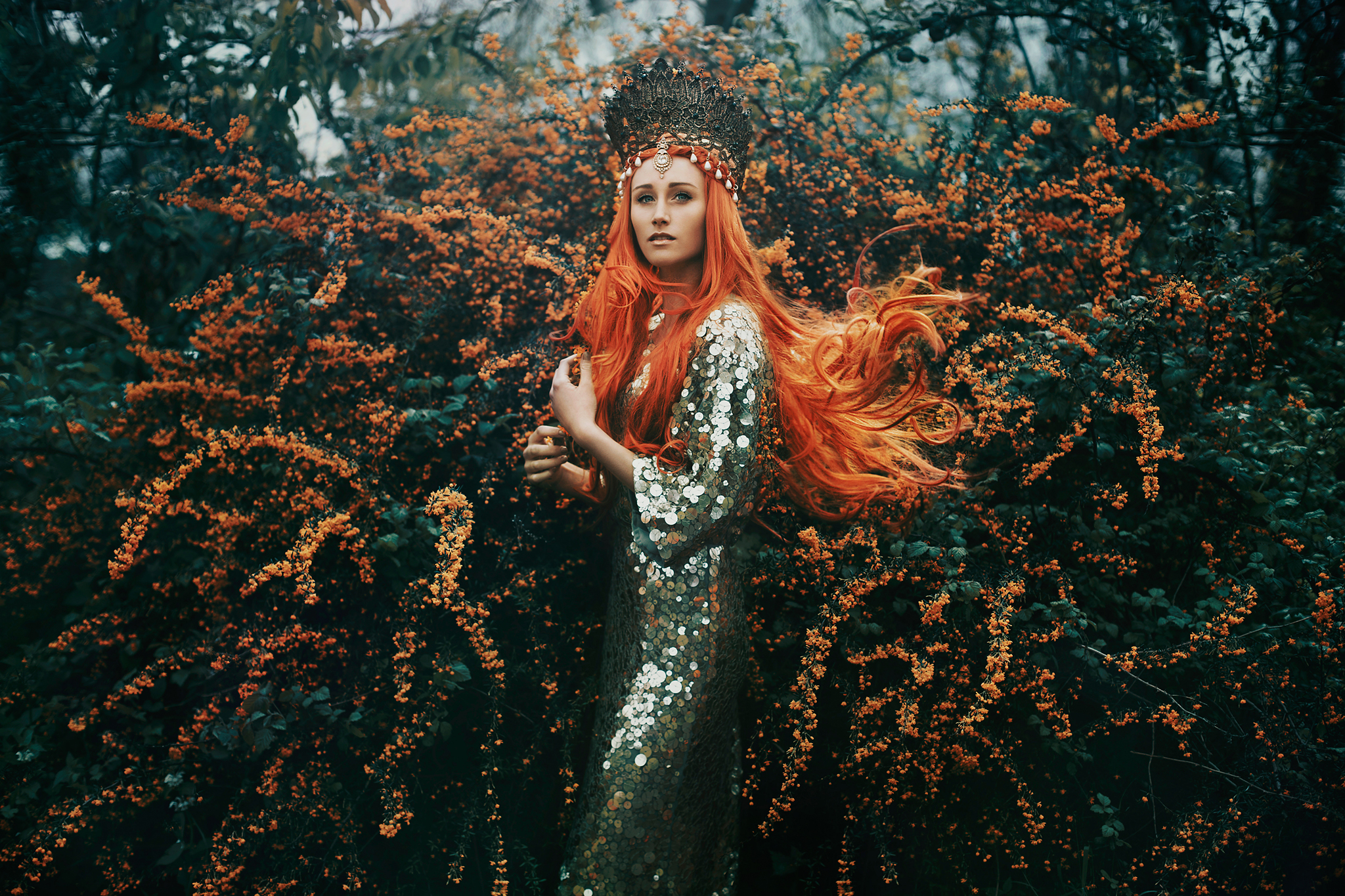 The Tempest - Bella Kotak.  Limited edition 70 x 50cm print - 1 of 25. £190 - print only. To order contact:  info@elementstudios.co.uk .