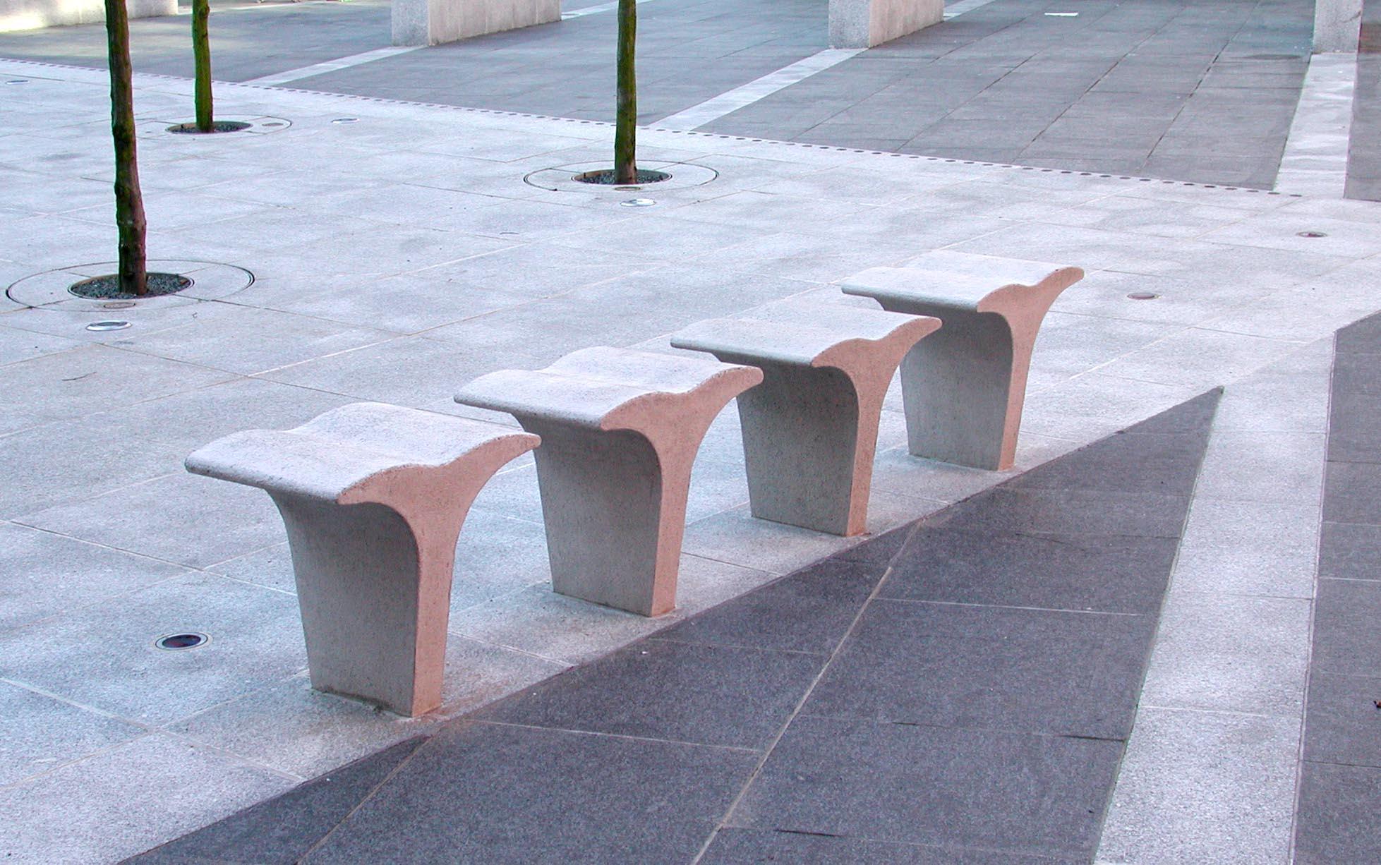 LIVERPOOL - GULL SEAT   Gull modular seat reflects a maritime theme