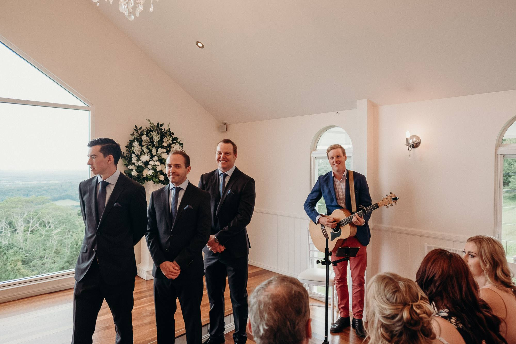 Brisbane Wedding Bands and Entertainment - Deus Photography 2017