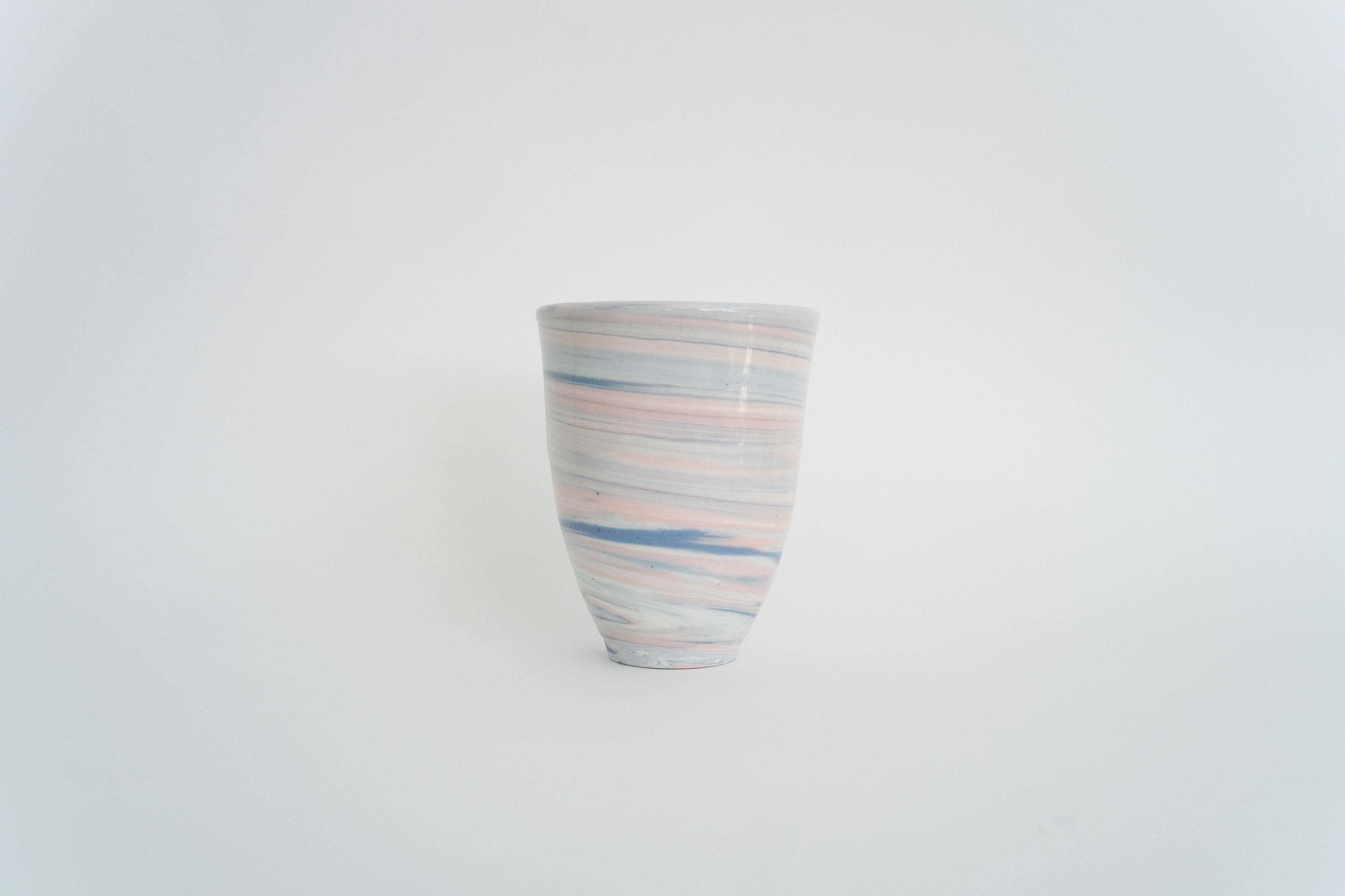 瓷泥杯 Porcelain 2016